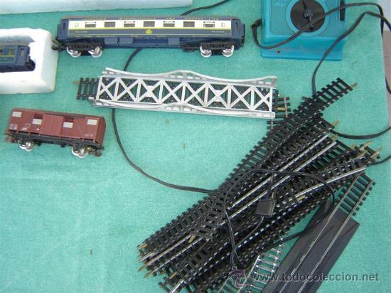 Trenes Escala: tren de mercancias y de pasajero escala N-475 - Foto 6 - 16263312