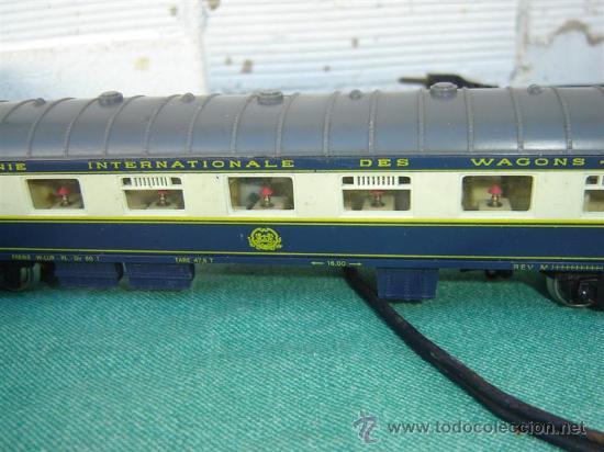 Trenes Escala: tren de mercancias y de pasajero escala N-475 - Foto 8 - 16263312
