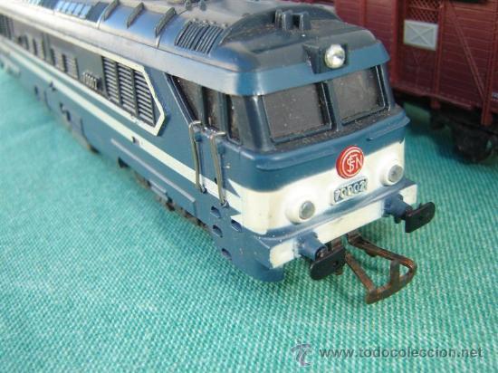 Trenes Escala: tren de mercancias y de pasajero escala N-475 - Foto 9 - 16263312