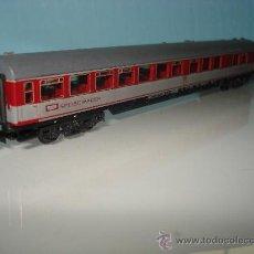 Trenes Escala: COCHE RESTAURANTE DE LA DB -MINITRIX- EN ESCALA N, IMPECABLE.. Lote 20944546