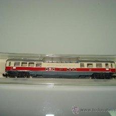 Trenes Escala: COCHE VIAJEROS 1ª PANORAMICO MINITRIX DE LA DB EN ESCALA -N-.. Lote 57981974