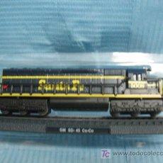 Trenes Escala: LOCOMOTRA ESTATICA ESCALA N MODELO GM SD-45 CO-CO. Lote 18128745