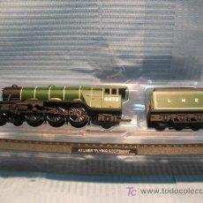 Trenes Escala: LOCOMOTRA ESTATICA ESCALA N MODELO A1 LNER