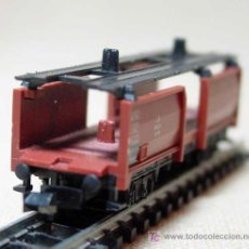 Trenes Escala: VAGON TRIX, ESC N, WEST GERMANY. Lote 18378873