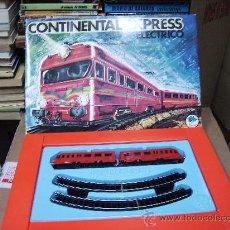 Trenes Escala: CONTINENTAL EXPRESS DE RIMA EN CAJA NUEVO. Lote 27004662