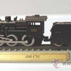 Trenes Escala: LOCOMOTORA ESTATICA DELPRADO. JNR C 50. JAPAN. ESCALA N. 1:160.. Lote 27416908