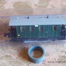 Trenes Escala: VAGON MINITRIX ESCALA N. Lote 28057760