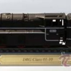 Trenes Escala: LOCOMOTORA ESTATICA DELPRADO. DRG CLASS 01 - 10. GERMANY . ESCALA N. 1:160.. Lote 28227645