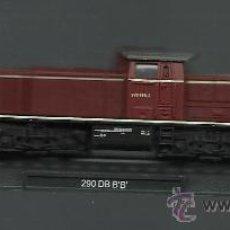 Trenes Escala: .MAQUINA DE TREN..ESCALA..N -- SIN FUNCION. Lote 28705471