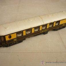 Trenes Escala: TREN VAGON PULMAN (RUTH) TRI-ANG . ESCALA N. GASTOS DE ENVIO 8€ PARA ESPAÑA RESTO CONSULTAR.. Lote 30822731