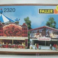 Trenes Escala: FELLAR REF: 2320 -MAQUETA PARA MONTAR-PUESTO DE FERIA-ESCALA N-. Lote 30920548