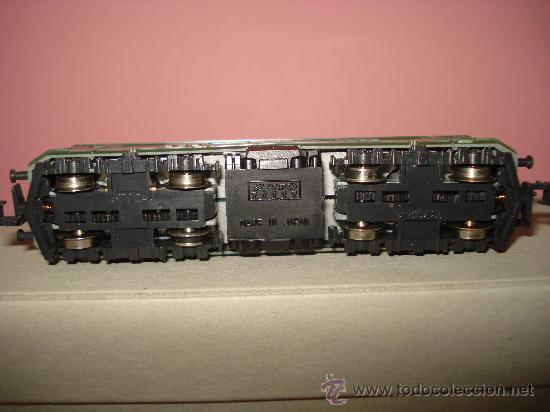 Trenes Escala: Locomotora Electrica RE 4/4 CFF SBB WINTERTHUR de KATO Escala ** N ** 1/160 MADE IN JAPAN - Foto 7 - 32964620