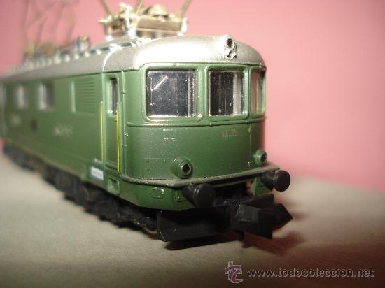 Trenes Escala: Locomotora Electrica RE 4/4 CFF SBB WINTERTHUR de KATO Escala ** N ** 1/160 MADE IN JAPAN - Foto 6 - 32964620
