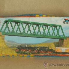 Trenes Escala: PUENTE KIBRI ESCALA N+Z. REF. 7630. COMPLETO.. Lote 35315945