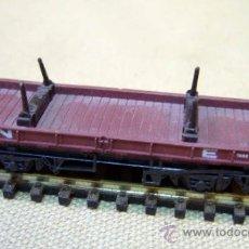Trenes Escala: TREN, VAGON DE CARGA, PECO, INGLATERRA, ESCALA N, 2 EJES. Lote 36084134