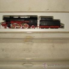 Trenes Escala: ANTIGUA LOCOMOTORA A VAPOR METALICA BR 23 DE LA DB REF 2231 ESC *N* DE ARNOLD .AÑO 1980S. Lote 37343554