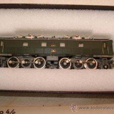 Trenes Escala: LOCOMOTORA ELECTRICA BE 4/6 DE LA CIA SUIZA SBB ESCALA *N* DE FULGUREX. AÑO 1980S. Lote 37388398