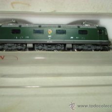 Trenes Escala: LOCOMOTORA ELECTRICA RE 6/6 DE LA CIA. SUIZA SBB CFF ESC *N* DE HOBBYTRAIN KATO .AÑO 1980S. Lote 37431912