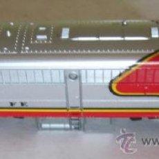 Trenes Escala: LOCOMOTORA MEHANO, SANTA FE, ESCALA N. CC. Lote 37811148