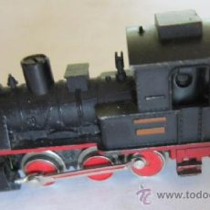 Trenes Escala: LOCOMOTORA TRIX MINITRIX, ESCALA N. CC. Lote 37811185