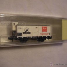 Trenes Escala: ANTIGUO VAGON DE TREN MINITRIX EDICION ESPECIAL - ENVIO GRATIS ESPAÑA . Lote 39995582