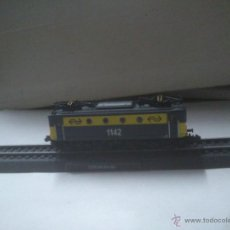 Trenes Escala: MAQUETA MAQUINA TREN CIL N ESCALA 1:160 MODELO:1100 NS BO-BO. Lote 28186731