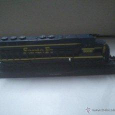 Trenes Escala: MAQUINA TREN CIL N ESCALA 1:160. MODELO: 4000 RENFE SANTA FE 5008. Lote 28186935