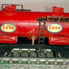 Trenes Escala: VAGON CISTERNA- ELETROTREN - ESSO -. Lote 41760816