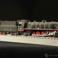 Trenes Escala: LOCOMOTORA ESTÁTICA. ESCALA N CON PEANA. CLASE 11 BENGUELA RAILWAY. Lote 46282893