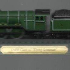 Trenes Escala: LOCOMOTORA ESTATICA DELPRADO. LNER CLASS A1 FLYING SCOTSMAN. GRAN BRETAÑA. ESCALA N. 1:160. . Lote 46886475