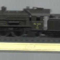 Trenes Escala: LOCOMOTORA ESTATICA DELPRADO. CLASS P DINAMARKA ESCALA N. 1:160. . Lote 46886622