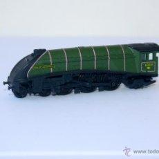 Trenes Escala: TREN TRENES LOCOMOTORA ESCALA N ESTATICOS IBERTREN MAQUETA TRAIN ANTIGUO PAYA TOY. Lote 52013438