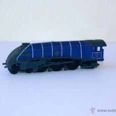 Trenes Escala: TREN TRENES LOCOMOTORA ESCALA N ESTATICOS IBERTREN MAQUETA TRAIN ANTIGUO PAYA TOY. Lote 52013713