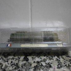 Trenes Escala: LOCOMOTORA ESTATICA DELPRADO. SNCF CC 7100. FRANCE . ESCALA N. 1:160.. Lote 54044403