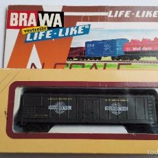 Trenes Escala: VAGON ANTIGUO BRAWA 1050. Lote 55560348