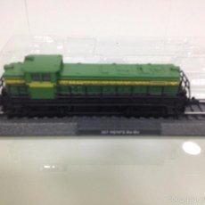 Trenes Escala: LOCOMOTORA, RENFE, 307, CLUB INTERNACIONAL DEL LIBRO. Lote 56027244