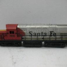 Trenes Escala: YUGOSLAVIA - LOCOMOTORA DIESEL AMERICANA SANTA FE - ESCALA N. Lote 70141458