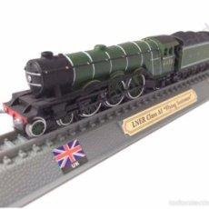 Trenes Escala: LOCOMOTORA / TREN LNER CLASS A1 FLYING SCOTSMAN UK - N 1:160. Lote 57767618