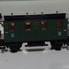 Trenes Escala: VAGÓN DE PASAJEROS ESCALA N. Lote 60730499