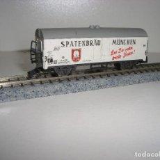 Trenes Escala: RIVARROSI ATLAS N CERVECERO SPATENBRAU (CON COMPRA 5 LOTES O MAS ENVÍO GRATIS). Lote 61758880