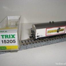 Trenes Escala: MINITRIX N VAGÓN CERRADO 2 EJES FULDA REF 15205 (CON COMPRA DE 5 LOTES O MAS ENVÍO GRATIS). Lote 64976711