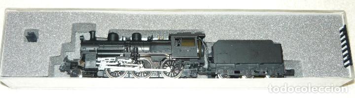LOCOMOTORA 2001 C50 KATO ESCALA N (Juguetes - Trenes Escala N - Otros Trenes Escala N)