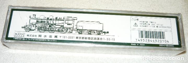 Trenes Escala: LOCOMOTORA 2001 C50 KATO ESCALA N - Foto 3 - 66273090