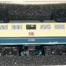 Trenes Escala: LOCOMOTORA HOBBYTRAIN DB 110 386-0 ESCALA N. Lote 66276942