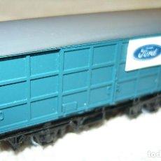 Trenes Escala: VAGON DE CARGA PECO FORD NP-P55 ESCALA N. Lote 66776234