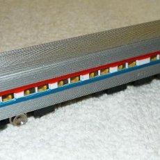 Trenes Escala: VAGON BACHMANN 53-1022-05 AMTRAK CON LUZ INTERIOR ESCALA N. Lote 66778074