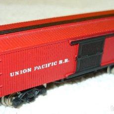 Trenes Escala: VAGON CARGA CERRADA UNION PACIFIC ESCALA N. Lote 67428993