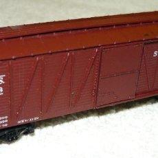 Trenes Escala: VAGON CARGA CERRADA SP&S 10228 ESCALA N. Lote 67429481