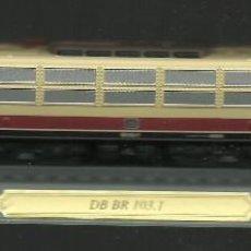 Trenes Escala: MAQUINA DE TREN..ESCALA..N -- SIN FUNCION DB BR 103.1 ALEMANIA. Lote 71521719
