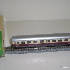 Trenes Escala: MINITRIX N VAGÓN PASAJEROS (CON COMPRA DE 5 LOTES O MAS ENVÍO GRATIS). Lote 64704287
